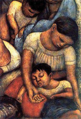 mural de Diego Rivera.