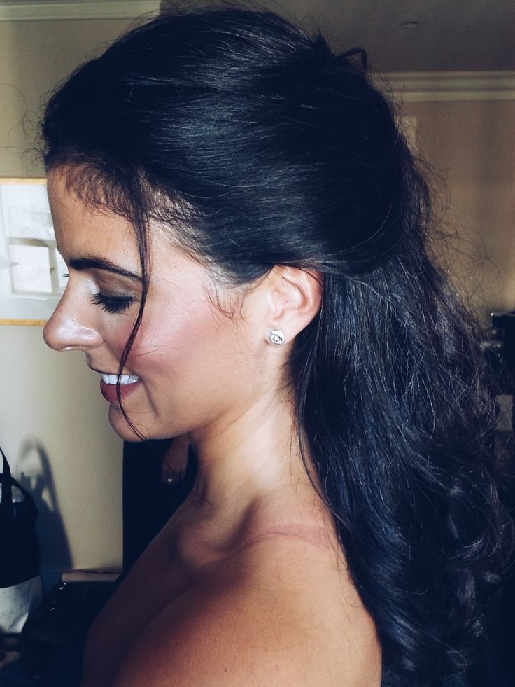 Makeup & Hair by Meaghan Onorato for Bridesmaid in association with All Dolled Up Studio, Toronto.