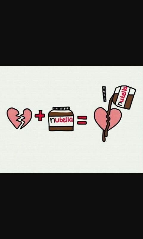 Nutella dobra na wszystko.