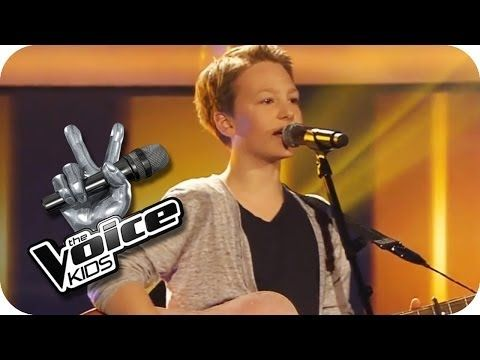 Finn - Let Her Go | The Voice Kids 2013 | Blind Audition  This kid won in my book!!
