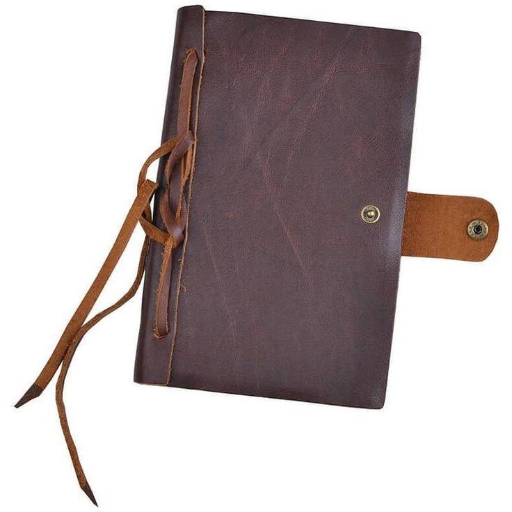 #60717 Handmade Leather Notebook #GOOTIUM #Laptop #Canvas #backpacks #rucksack #Bag #gootium #style #latest #handbag #hobo #leather #comfort #namebrand #wardrobe #fashion #statement #latestbags #bagfashions #grabandgo #women #dufflebag #buckle