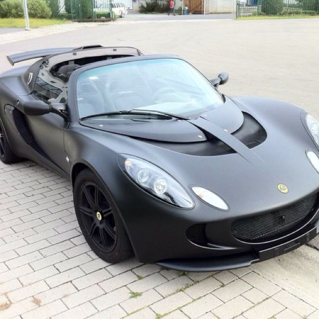 """Lotus Elise. i wanna say """"so freaking ugly"""", but it would probably piss a lot of people off."""