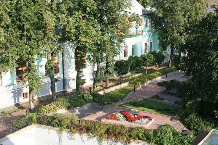 Парки Москвы. Беговые дорожки в Москве