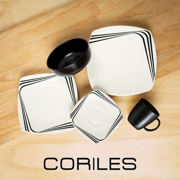 Encuentra una gran variedad de artículos para el hogar en Coriles, la mejor tienda Online.  Ingresa a coriles.com y enamórate de toda nuestra categoría Hogar.  #Coriles #Colombia #Vajilla #hogar #Online