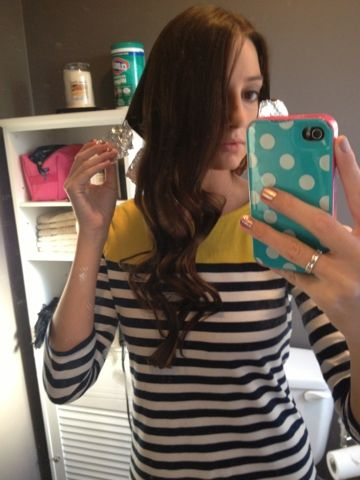 Super Easy Perfect Curls: Life of a Young Southern Wife