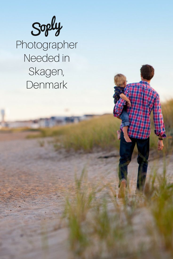 #Photographer needed for a #family #photoshoot in #Skagen, #Denmark. #See the #photography job and apply by clicking the pin!