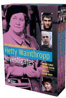 Hetty Wainthropp Investigates - Ms Routledge's after Hyacinth and Mr Monaghan before he became a hobbit.