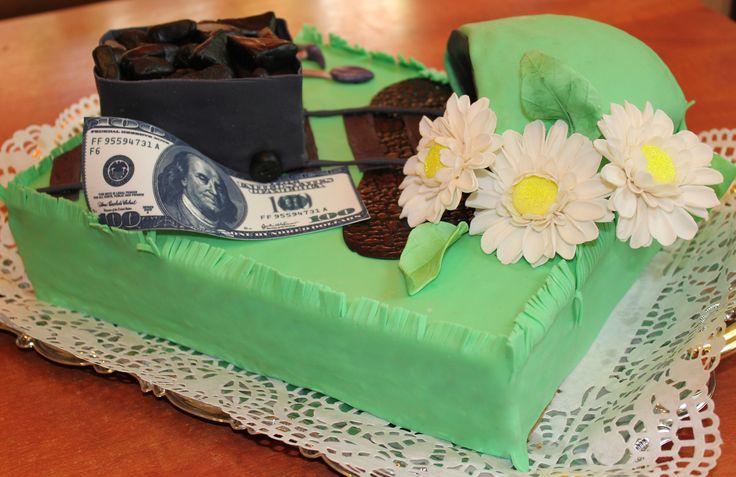 торт ко дню шахтера фото