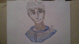 JackFrost <3 Me drawing