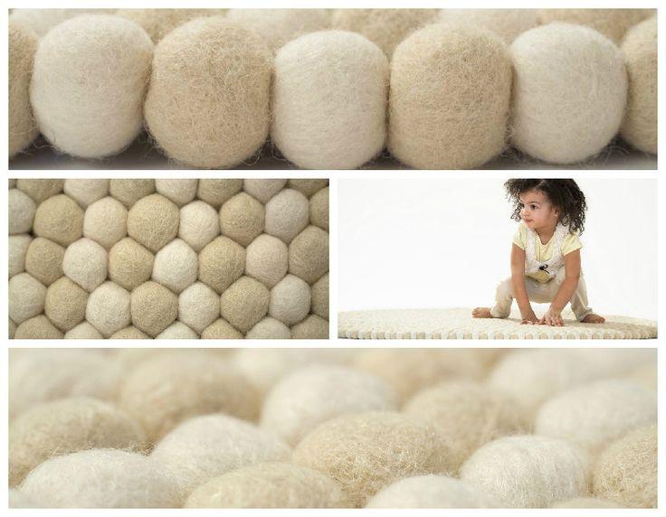 Inspiratie voor je BolletjesKleed. Double White! #BolletjesKleed #interieur #inspiratie