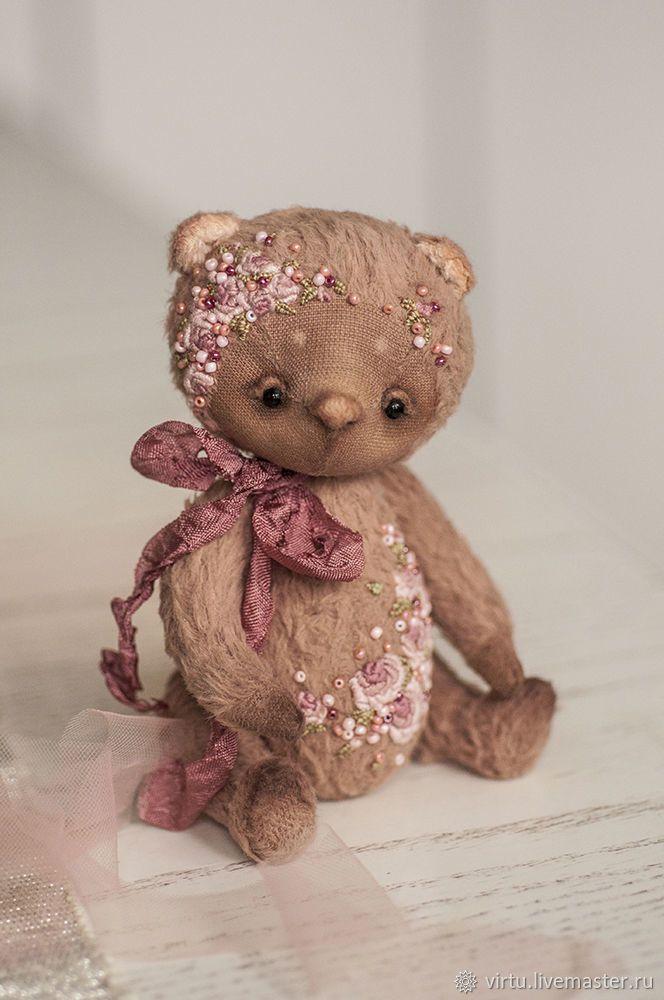 Teddy Bear | Мишутка Какао – купить в интернет-магазине на Ярмарке Мастеров с доставкой