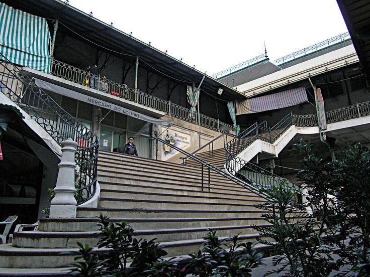 12.  2008.02 - escadarias de acesso ao 1º andar