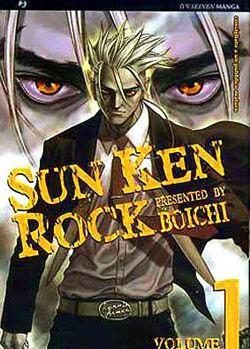 Sun-Ken Rock. Arriva al capolinea l'opera di Boichi!