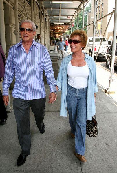 Judith Sheindlin | Judith Sheindlin, better known as Judge Judy, strolls hand-in-hand ...
