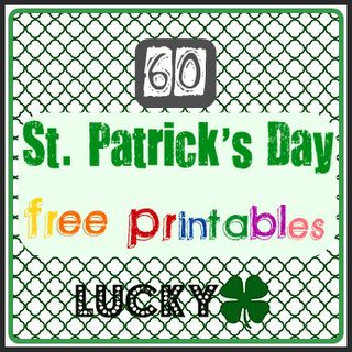 60 St Paddys Day Free Printables