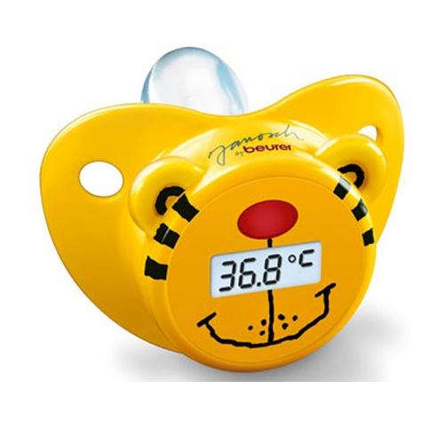 Chupete con termómetro digital Beurer JFT20  #electrodomesticos