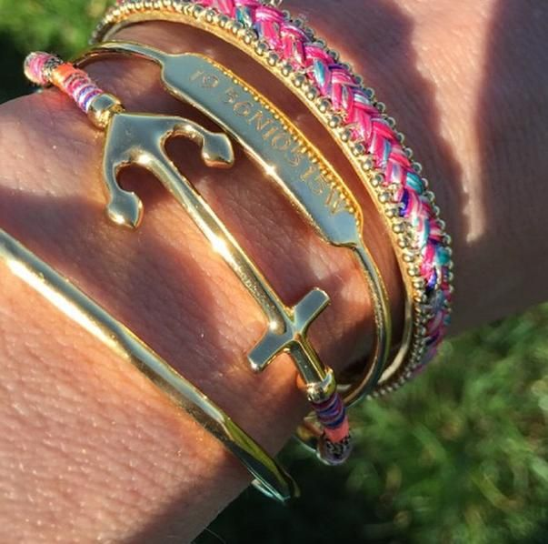 new favorite arm party #summer2015 #stelladotstyle
