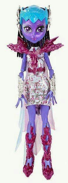 Monster High Boo York, Boo York Astranova