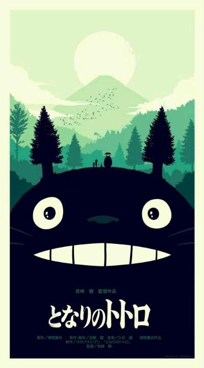 Tom Whalen poster art