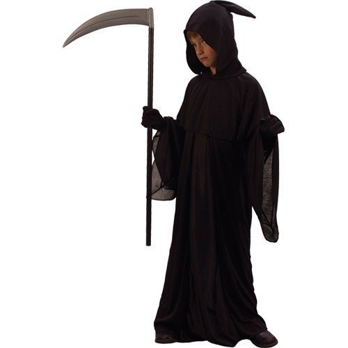 grim reaper costume kids