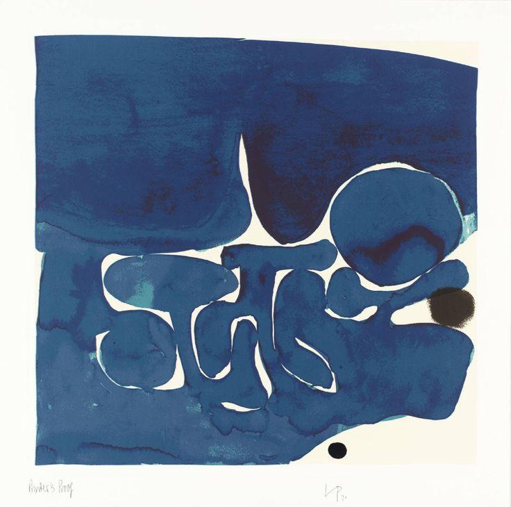 Victor Pasmore – Transformation 7, 1970-1