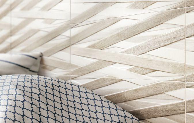 Jasna tonacja i delikatne struktury cechujące płytki Elia przywołują wspomnienie świeżości wiosennego poranka. Kolekcja zyska aprobatę osób mających świadomość bieżących trendów, a jednocześnie ceniących harmonię, prostotę i komfort domowego zacisza.