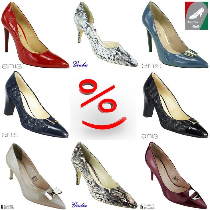 Lengyel és olasz, bőr, alkalmi cipők vására.