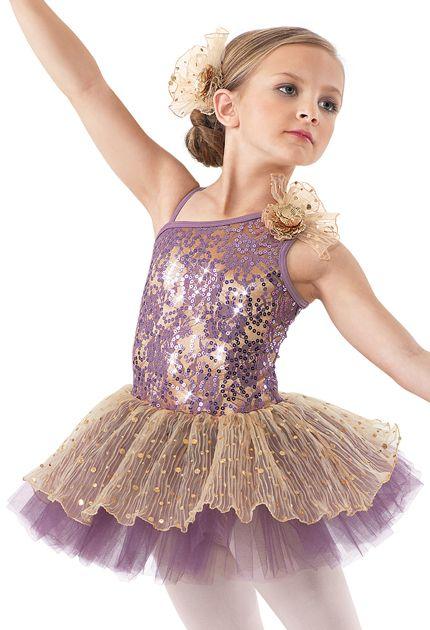Weissman™ | Sequin Lace Organza Foil Skirt Dress
