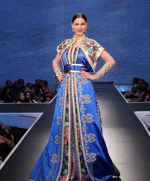 La boutique de caftan en ligne vous propose à découvrir la nouvelle collection de caftan marocain 2017, des modèles qui seront magnifiques dans les fêtes comme cet exemple sur l'image ci-dessus. Une grande gamme de caftan marocain pour soirée et...Savoir plus