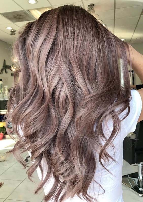 34 Flawless Summer Hair Color Trends For Women 2018 Hair