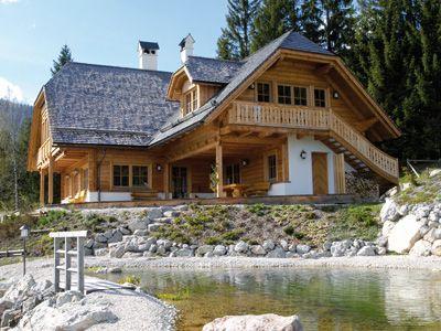 Cottage in austria cottages cabins homes pinterest for Cottage haus bauen
