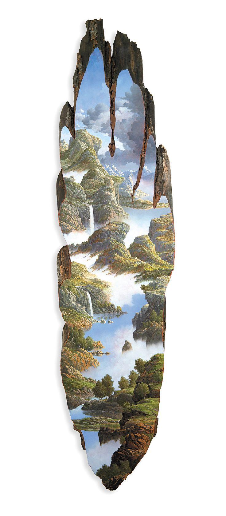 dipinti-tronchi-alberi-tagliati-arte-ambiente-alison-moritsugu-07