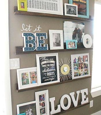 Quer dar vida para as suas paredes usando quadros, canvas, posters ou aquela foto especial que você pensa em revelar, mas acaba desistindo porque não quer deixá-la sozinha numa parede…