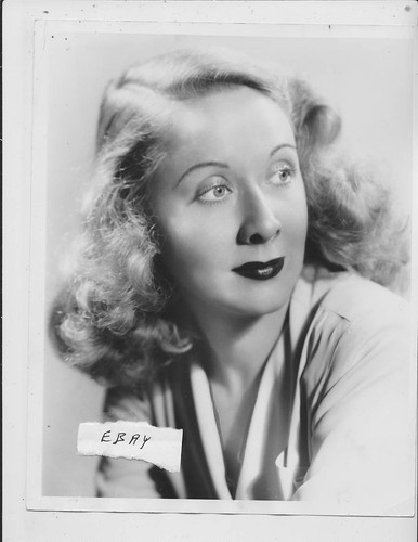 I would not have guessed...Vivian Vance