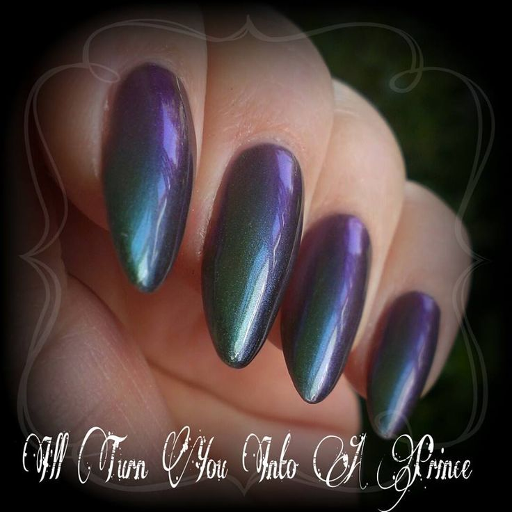 Piggieluv Freehand Stairway To Heaven Nail Art: I'll Turm You Into A Prince - Bear Pawlish