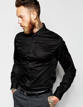 Search: mens formal shirts black - Page 1 of 5 | ASOS