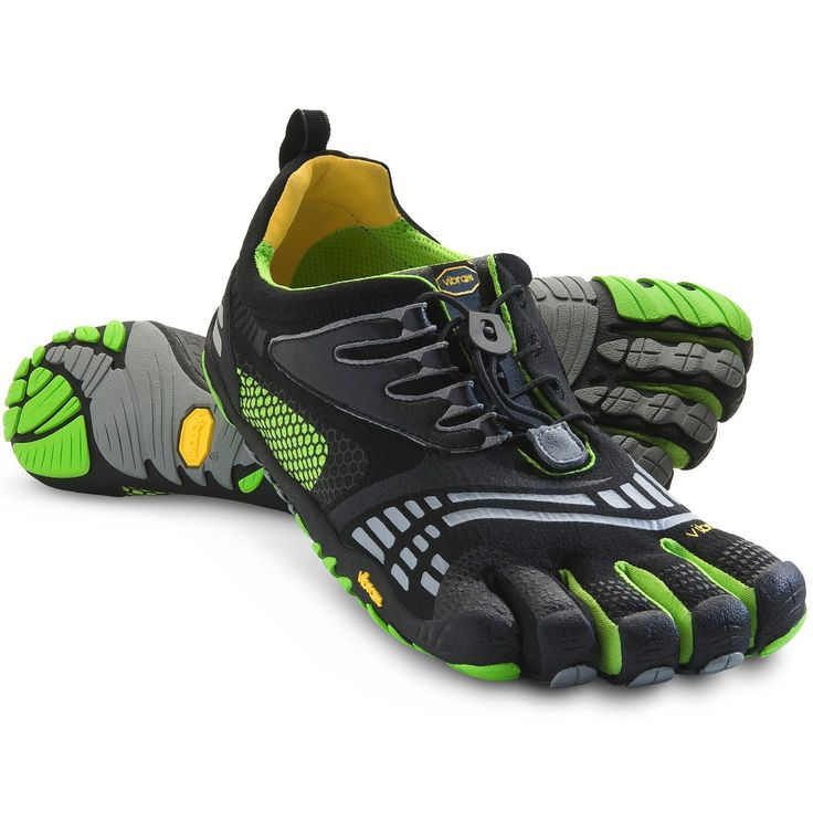 Vibram Fivefinger KomodoSport LS Shoes... http://activelifeessentials.com/sporting-goods/vibram-fivefingers-komodosport-ls-mens-athletic-shoes-41-blackgreygreen/