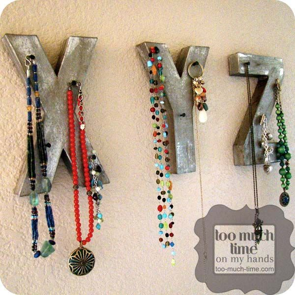 181 best images about storage for jewels and such on pinterest for Hobby lobby jewelry holder