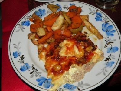 Мясо по французски : Фото - Пошаговые рецепты на abCook.ru