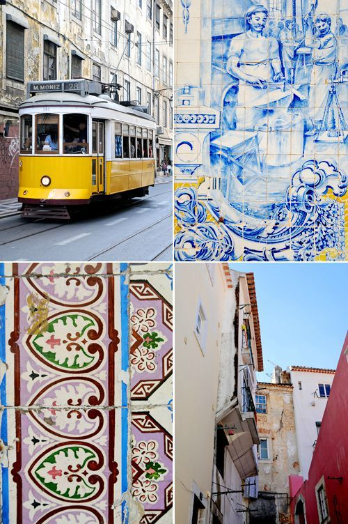 Adresses à Lisbonne