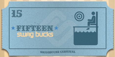 I, Jeanetta just won the limited edition 15 Swag Buck Bill at Swagbucks #swagbucks