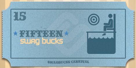 I won the limited edition 15 Swag Buck Bill at Swagbucks #swagbucks  Abmama8994