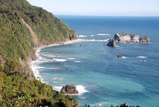 west coast, south island, nz