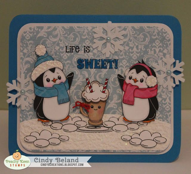 Life Is Sweet A Papercrafts Christmas Winter
