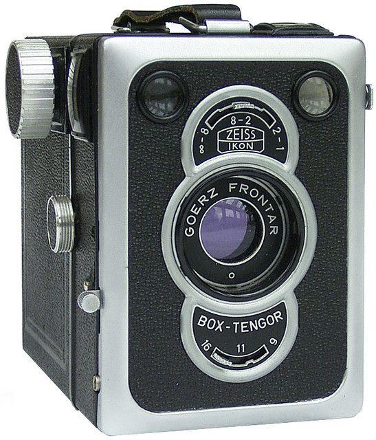 Zeiss Box Tengor #vintage #camera
