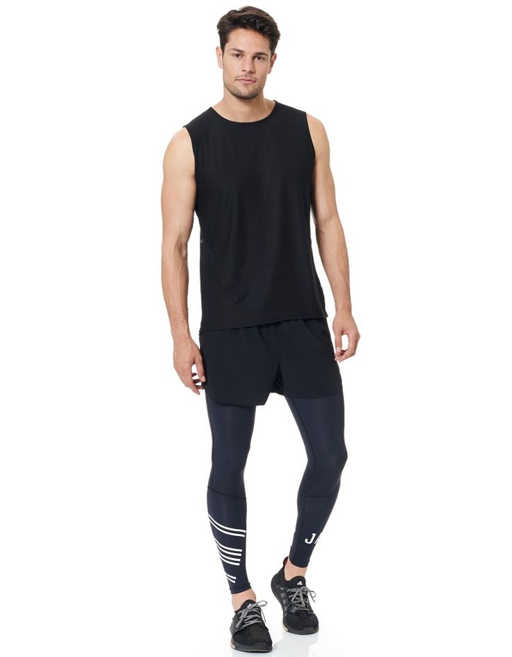 Men's Thermocool Jaggad Muscle Tank - Jaggad