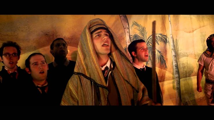 Video for The Maccabeats: Les Misérable, A Passover Story Video by Drive-In Productions: http://www.driveinproductions.com/ Featured on our newest album, One...