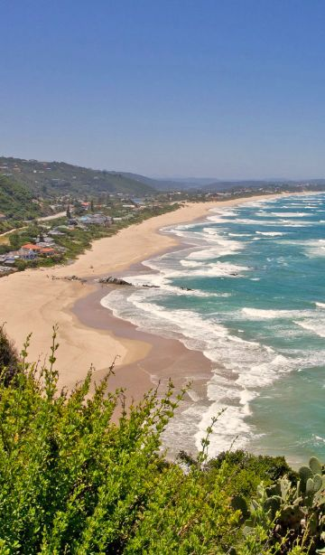 Retreat to the heart of South Africa's picturesque Garden Route.
