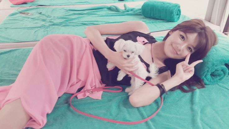 Sooyoung with Prince