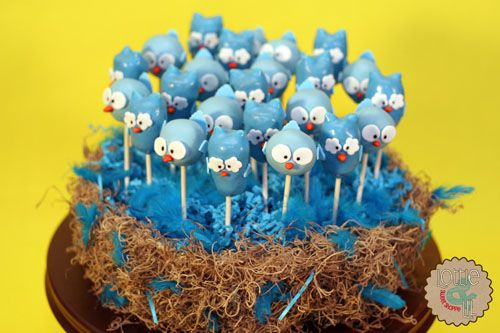 Tweet, Tweet For A Yummy Treat